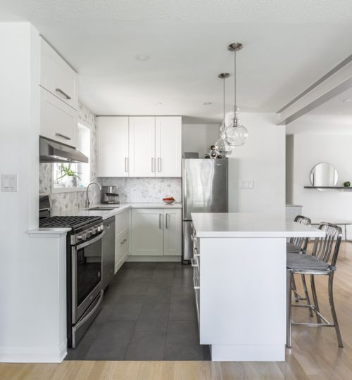 Millview kitchen remodel Toronto