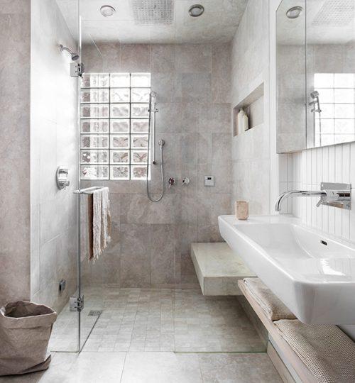 Modern bathroom renovation Toronto