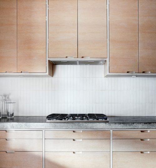Modern kitchen renovation Toronto (cupboards)
