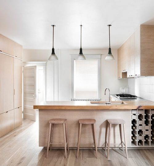 Modern kitchen renovation Toronto
