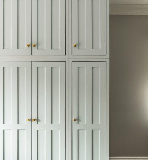 Skylark kitchen renovation Toronto (cabinet detail)