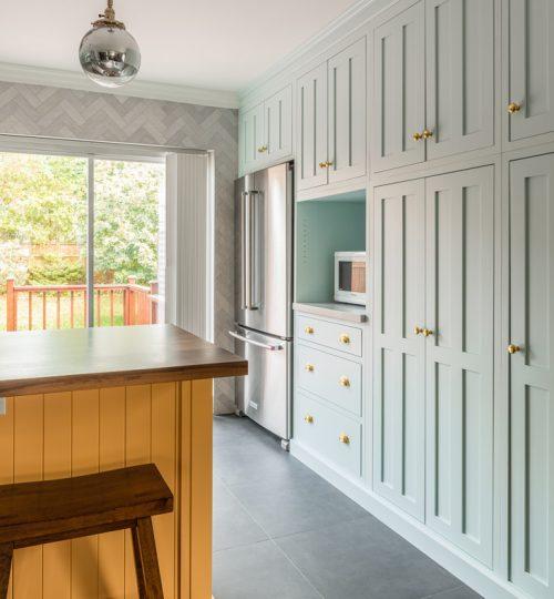 Skylark kitchen renovation Toronto (cabinets)
