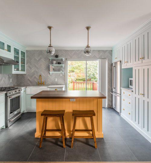 Skylark kitchen renovation Toronto